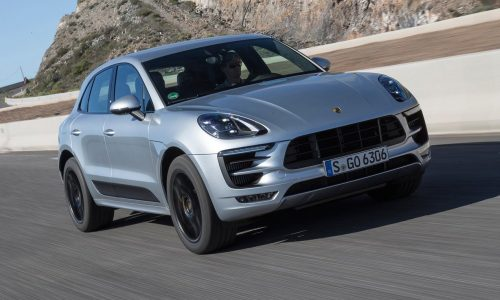 Porsche sales up 6% for 2016 first half, China biggest market