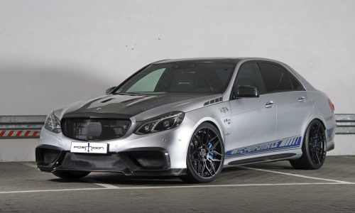 Posaidon creates 1000hp Mercedes-AMG E 63