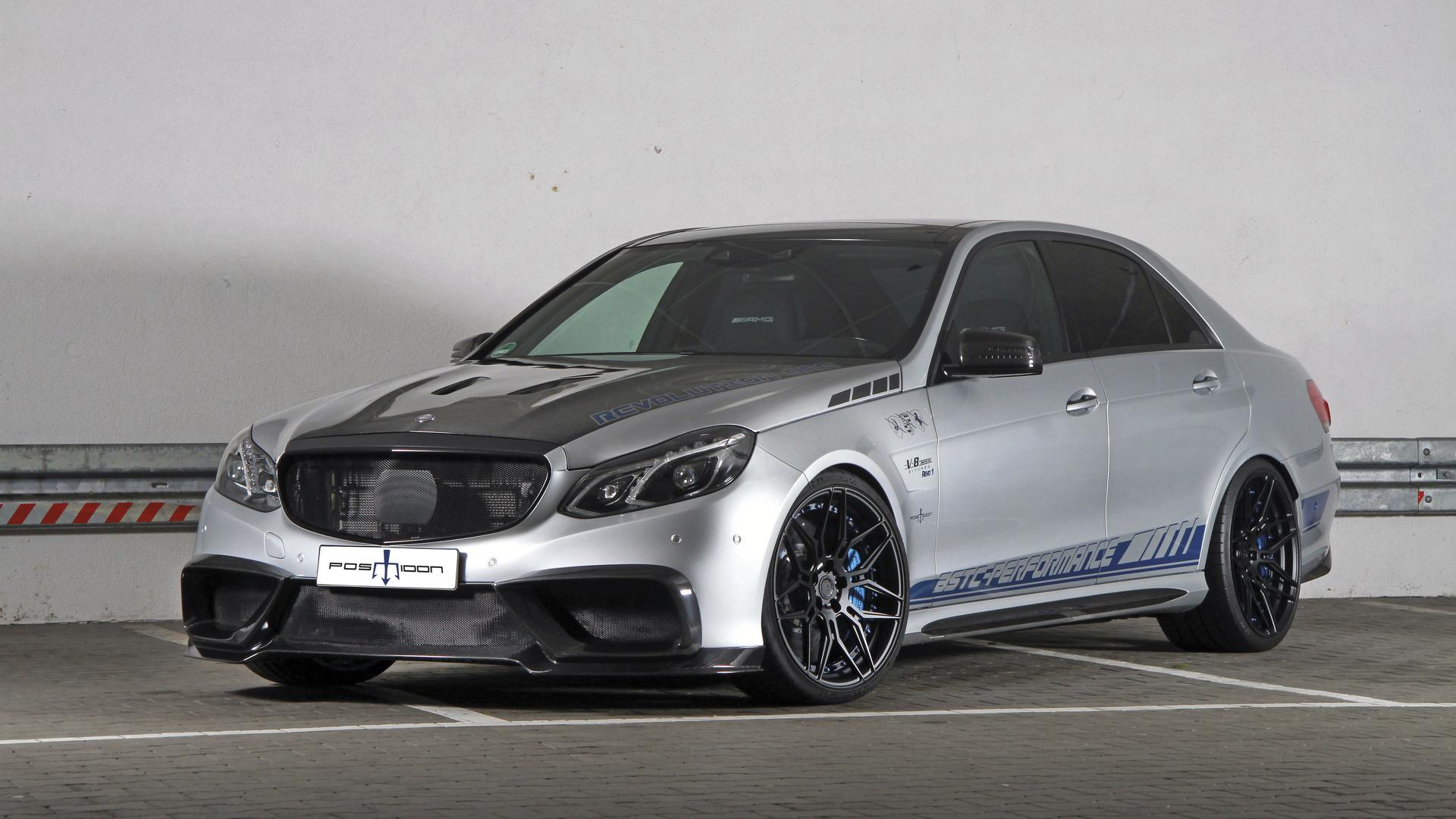 Chrysler Lamborghini >> Posaidon creates 1000hp Mercedes-AMG E 63 | PerformanceDrive