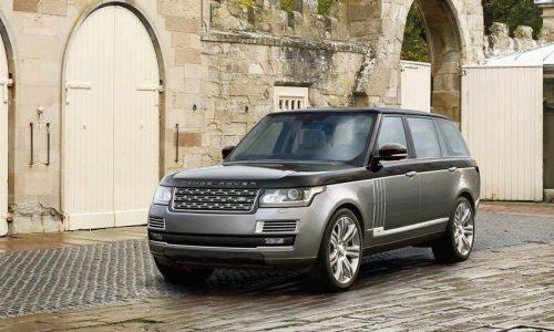 Next-gen Range Rover to go even more premium