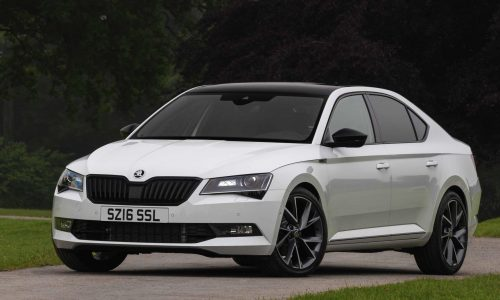 Skoda Superb vRS could be on the cards – report