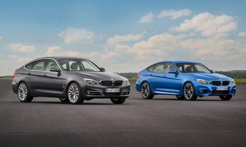 2016 BMW 3 Series Gran Turismo LCI update on sale in Australia Q4