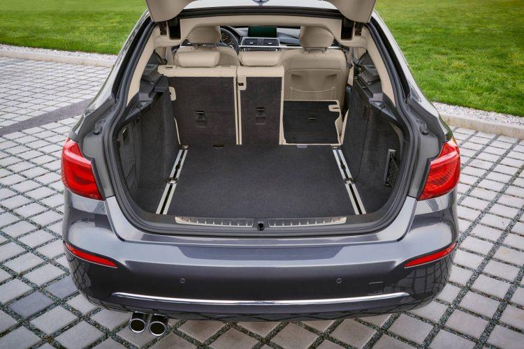 2016 BMW 3 Series GT LCI-boot
