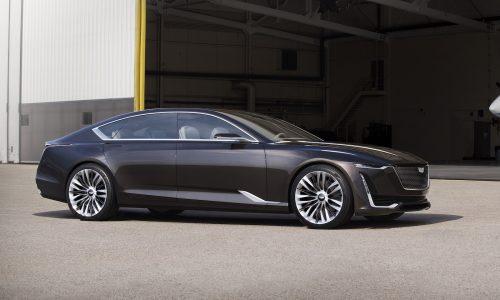 Cadillac Escala concept revealed, previews future design