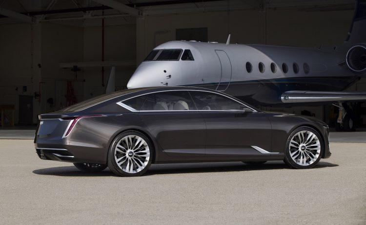 Cadillac Escala-side
