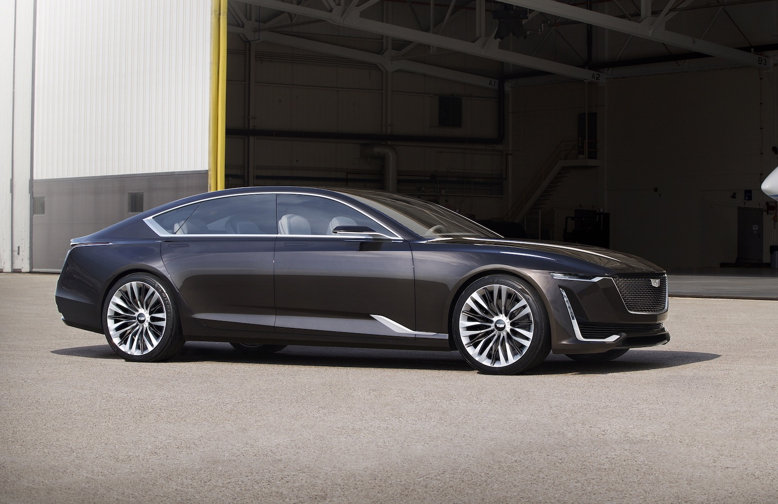 Cadillac Escala concept revealed, previews future design ...