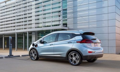 Oepl 'Ampera-e' to hit Europe as re-badged Chev Bolt