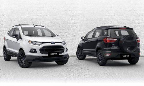 Ford EcoSport Shadow edition announced for Australia