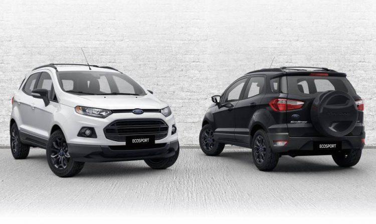 2016 Ford EcoSport Shadow