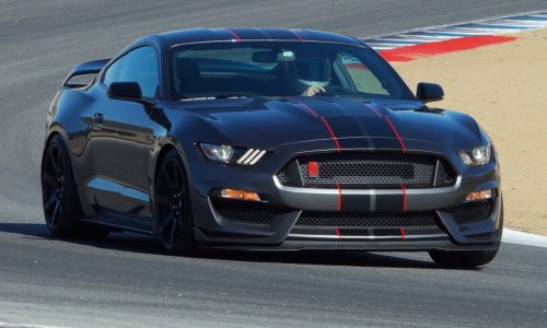 '740hp' the magic number for new Ford Mustang GT500?