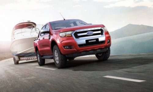2017 Ford Ranger XLS Special Edition on sale in Australia
