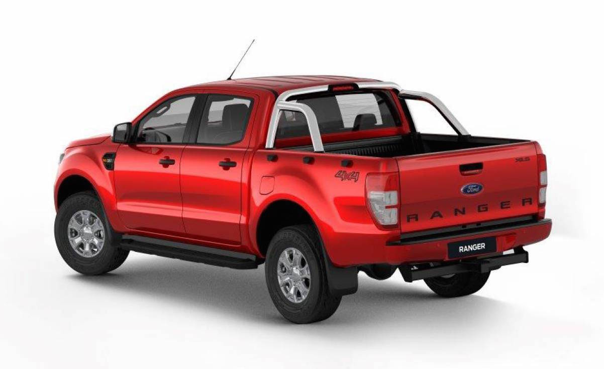 Ford Raptor For Sale >> 2017 Ford Ranger XLS Special Edition on sale in Australia ...