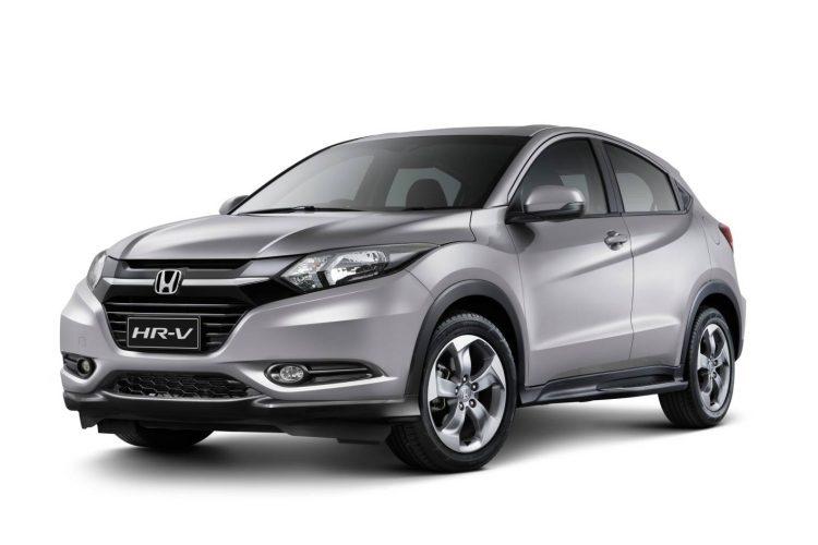 2016 Honda HR-V LE