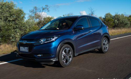 2016 Honda HR-V VTi-L review (video)