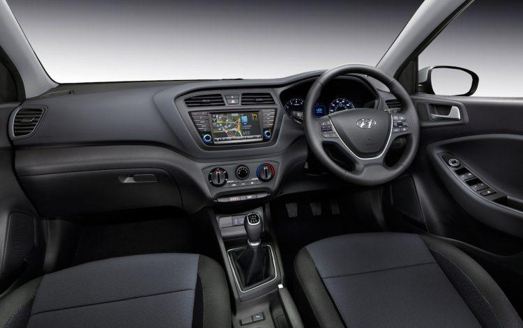 2016 Hyundai i20 Turbo Edition-interior