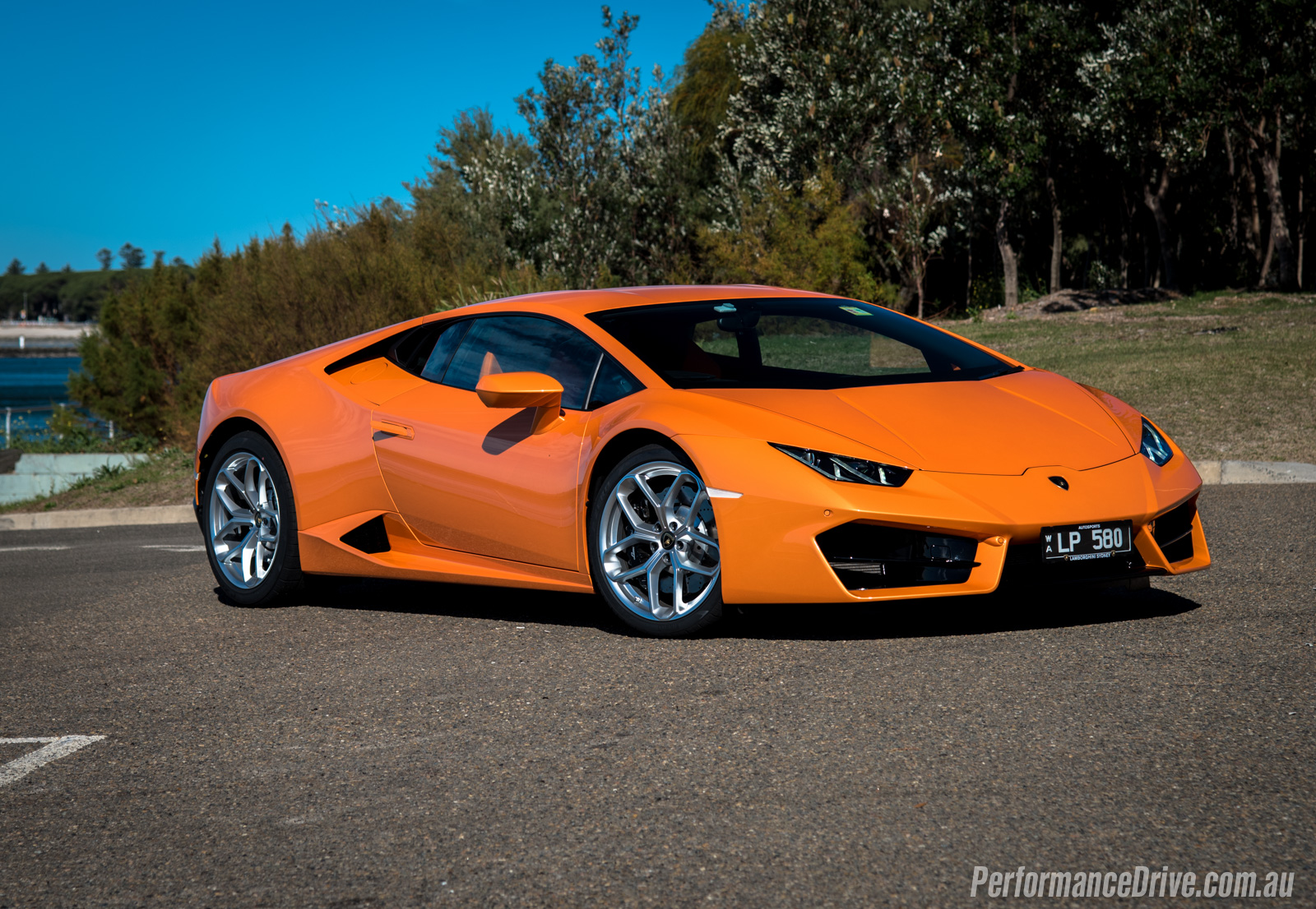 2016 Lamborghini Huracan Lp 580 2 Review Video
