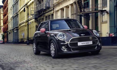 2016 MINI Ray on sale in Australia from $29,000