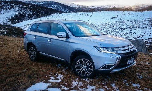 10 things to know about the 2016 Mitsubishi Outlander