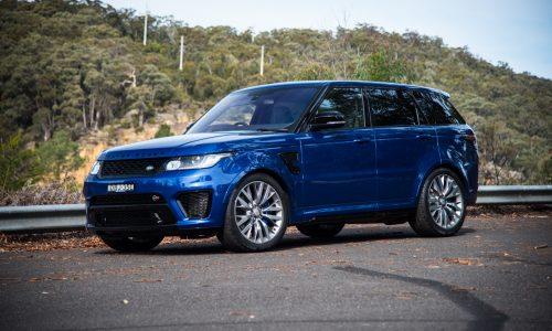 2016 Range Rover Sport SVR review (video)