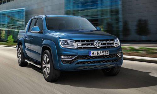 Volkswagen Amarok-based SUV wagon in the pipeline