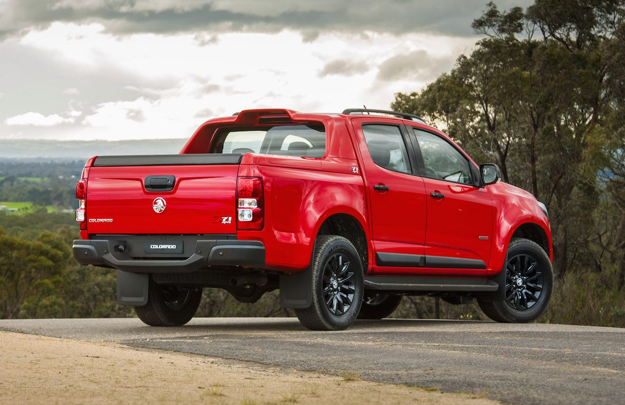 2017 Holden Colorado on sale in Australia from $29,490 ...