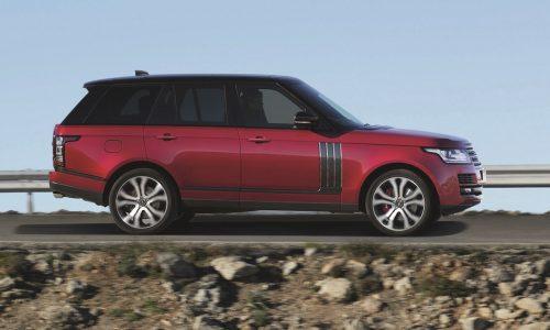 2017 Range Rover revealed, SVAutobiography Dynamic added