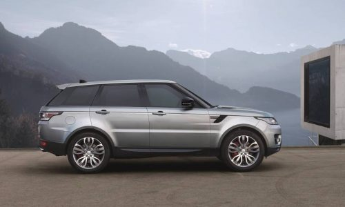 MY2017 Range Rover Sport update announced, debuts 2.0TT 4cyl option