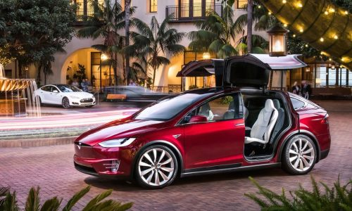Tesla Model X Australian prices announced for all variants