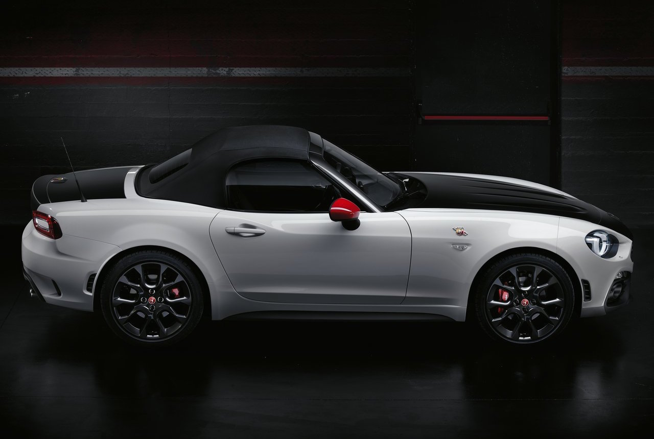 Fiat 124 abarth coupe