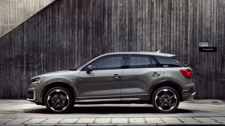 Audi Q2 Edition #1 side