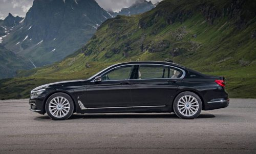 BMW 740e iPerformance on sale in Australia from $229,000