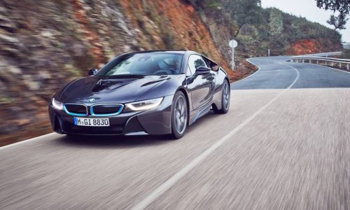 BMW 'i5' to be fully electric, as with next i8 – report