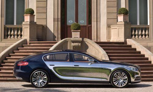 Bugatti Galibier sedan back on the agenda – report