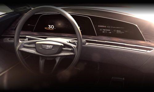 Cadillac previews Design Concept before Pebble Beach
