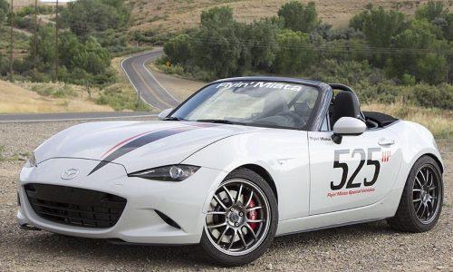 2016 Mazda MX-5 gets LS3 V8 conversion – the perfect car?