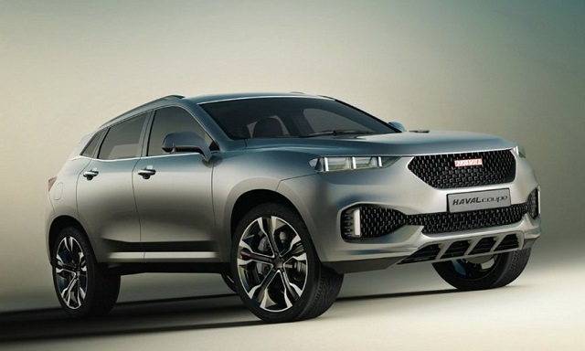 Haval Concept Coupe
