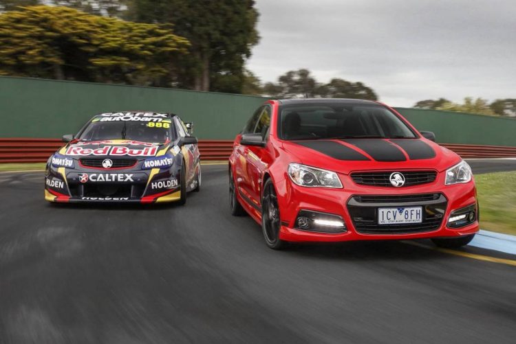 Holden Commodore V8 Supercars