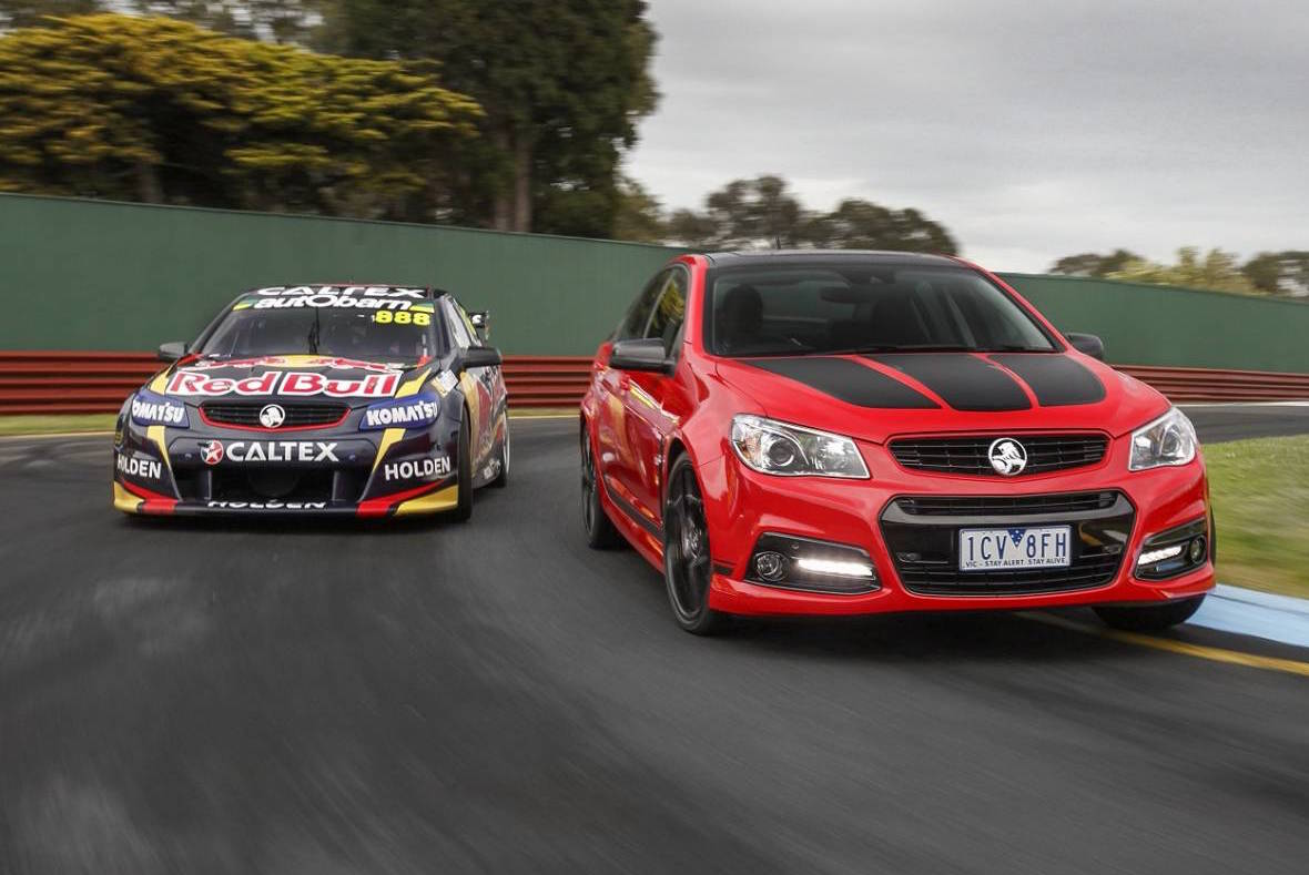Holden Confirms Next Gen Commodore For 2018 V8 Supercars Performancedrive