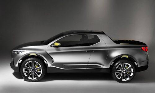 Hyundai Santa Cruz ute confirmed for production- report