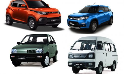 India vs Pakistan: Cars from emerging markets