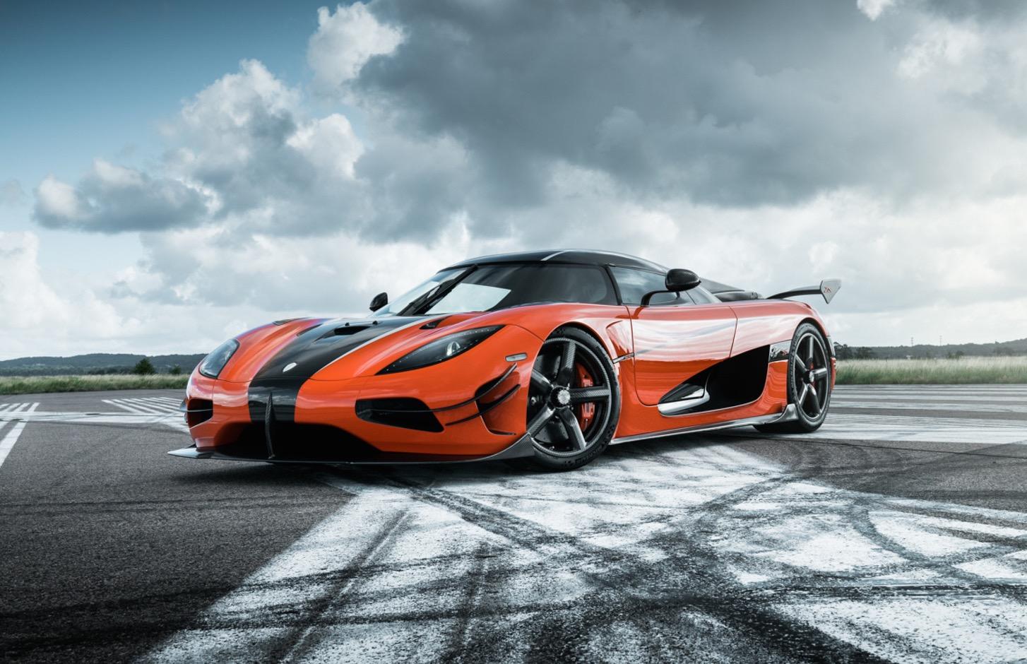 Us Spec Koenigsegg Agera Xs Revealed Performancedrive