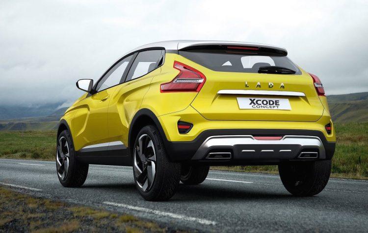 Lada XCODE concept-rear