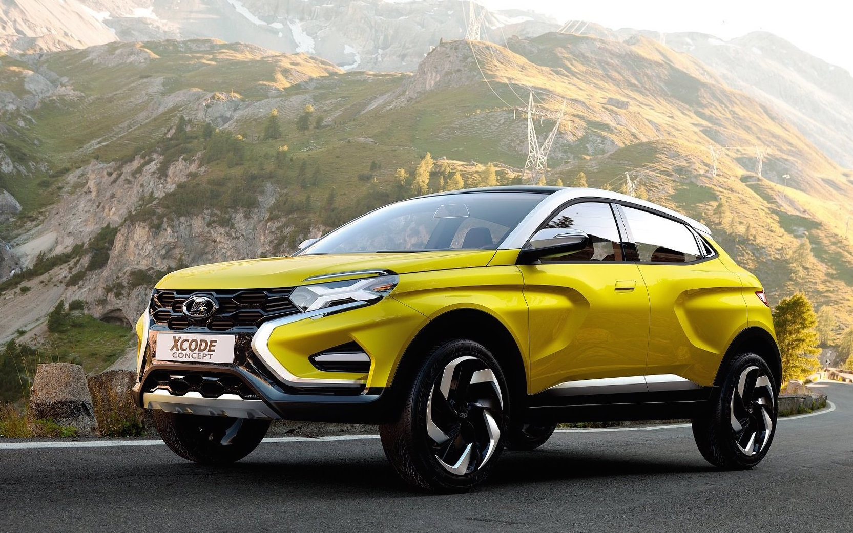 Lada Xcode Concept Revealed Could Spawn Funky Suv