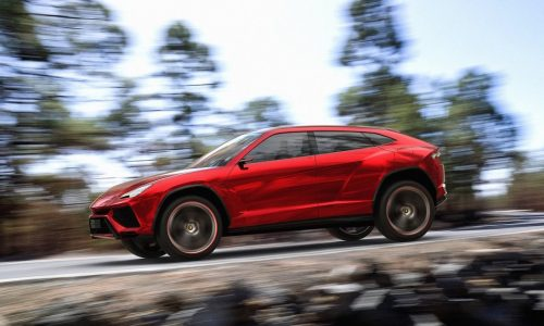 Lamborghini to double annual sales with new SUV