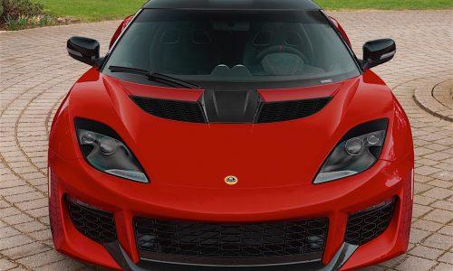 Lotus announces lightweight options for Evora 400