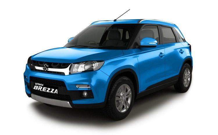 Maruti-Suzuki Vitara Brezza