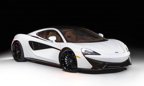 McLaren 570GT by MSO Concept debuts at Pebble Beach