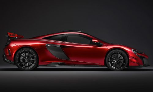 McLaren unveils MSO HS limited edition, based on 650S