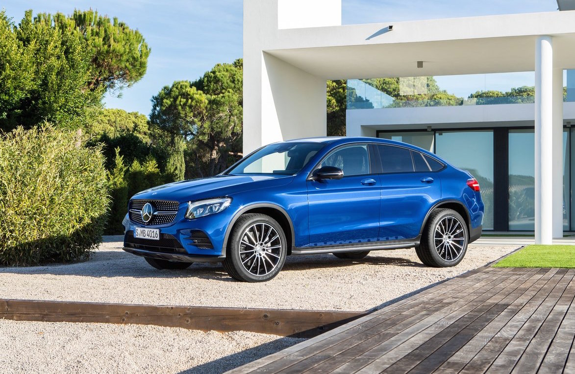 Mercedes Benz Glc Coupe On Sale In Australia From 77 100