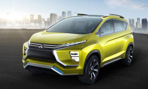 Mitsubishi XM concept previews new crossover MPV